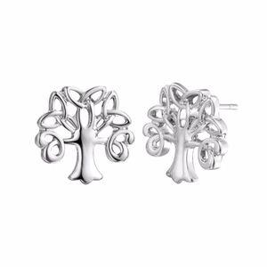 COMING SOON!! Silver Tree Of Life Stud Earrings